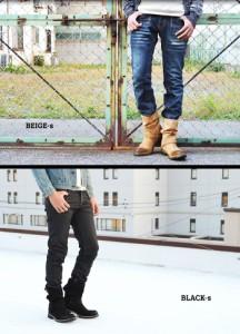メンズ ブーツ ビンテージ 加工 ドレープブーツ エンジニアブーツ メンズブーツ エンジニアブーツ メンズ スエードブーツ boots