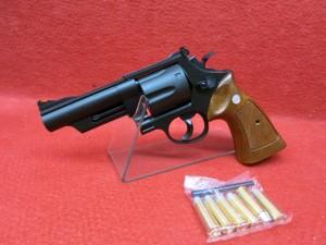 【モケイパドック】 タナカ発火型モデルガン・M29 4inch カウンターボアード HW  【cat081】