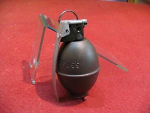 発火式 M26A1 ハンドグレネードモデル【cat074】