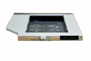 Thinkpad T440p T540p W540p T540 W540用 HDD・SSDマウンタ SATA接続 9.5mm厚 「メール便可」