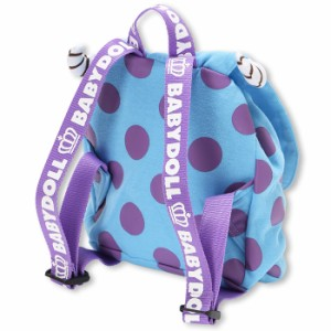 NEW ディズニー ベビーリュックサック(サリー/マイク)-カバンベビーサイズかばん鞄バッグベビードール 子供服 DISNEY-6502