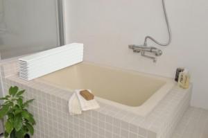 【送料無料】【風呂ふた満足館オリジナル】Ag折りたたみ風呂ふた しろ 【L12】 75×120cm用