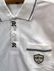レシュロンスポーツ 長袖ポロシャツ