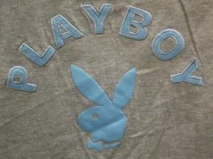 プレイボーイ 半袖Tシャツ上下セット PLAYBOY