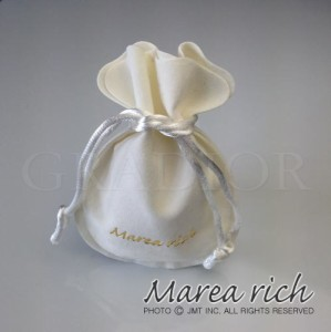 10金ゴールド フック式 ロングチェーンピアス レディース 女性用 小森純ジュエリーブランド Marea rich マレアリッチ