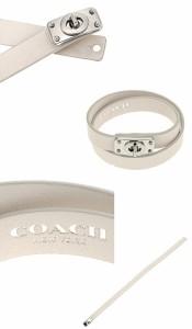 コーチ 99619/SV/WT/B  COACH ブレスレット/99619-sv-wt-b/import