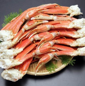 ●新生活/蟹●ボイル本ズワイガニ足 2kg 化粧箱/かに/魚介/食品/送料無料(zuwai-2kl)