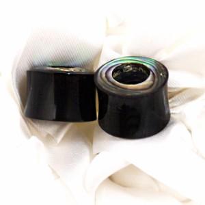 ボディピアス オーガニックホーン オーロラシェルアイレット/16mm ボディピアス