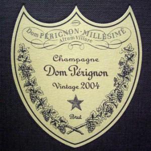 ドン・ペリニョン ホワイト 750ml 箱付 並行 2004年