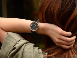 腕時計 RELAX リラックス NIMES ニーム ペアウォッチ メンズ レディース デニム 40mm 36mm (1本) デニムベルト