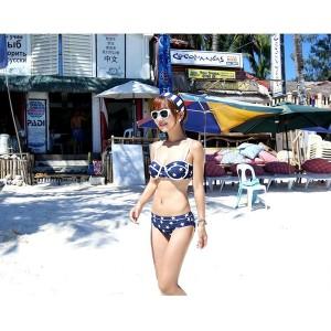 7a5f5eba77f 送料無料LAセレブやハワイで大人気・レディース水着♪ビキニ・☆柄 大きいサイズ有 日焼け止め外套付き