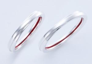 ペアリング カップル お揃い シルバー 送料無料  LOVE of DESTINY 運命の赤い糸 LOD-025P/20,736円