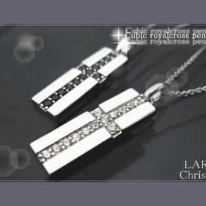 ペアネックレス シルバー セット シンプル人気ブランド LARA Christie P3116ペアネックレスp3116p/15,336円