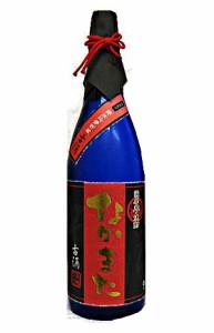 【宅】芋焼酎 甕仕込み甕貯蔵古酒 なかまた1.8L