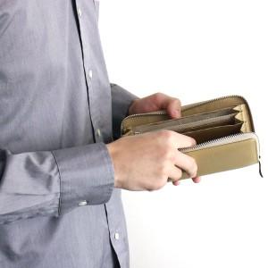 【即納】【送料無料】セントユニバーセル 長財布 ST.UNIVERSEL 長財布 ラウンドファスナー  レザー 本革 メンズ レディース STU-SK301