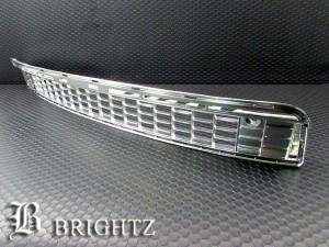 BRIGHTZ ヴォクシー 70 75 前期 メッキアンダーグリル 交換タイプ Cタイプ ボクシー ヴォクシイ ボクシイ フロント ロア ダクト チェンジ
