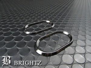 BRIGHTZ エブリーバン DA52V DA62V DB52V ブラックメッキサイドマーカーリング CSID−RIN−049