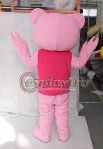 高品質 高級コスプレ衣装 着ぐるみ 子豚ちゃん pig マスコット イベント 催事 マスコット 誕生日会 サプライズ  Pink Pig Mascot Cartoon