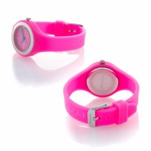 INTIMES(インタイムス) シリコン かわいい キッズ/レディース 軽量 防水 腕時計 IT093