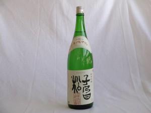 盛田 子乃日松 純米吟醸 1800ml