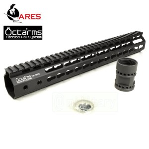 ARES Tactical Keymod 13.5インチ ハンドガード 【cus-141】