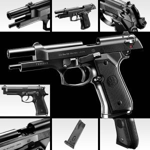 東京マルイ・M92F/M9A1/M9用 スペアマガジン【op101】