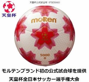 モルテン molten 15SS 天皇杯公式試合球 F5E5000 サッカーボール5号球 検定球 納期3〜7日