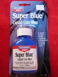 【遠州屋】 スーパーブルー [Super Blue] 金属用黒染め剤 U.S.バーチウッド (市/R)♪
