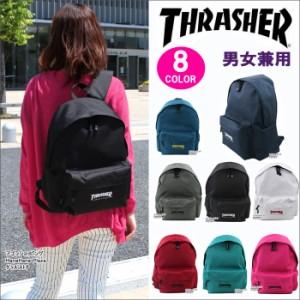 THRASHER スラッシャー バッグ リュック THRPC-500 コーデュラナイロン デイバッグ パック リュックサック 全8カラー 男女兼用 ag-795600