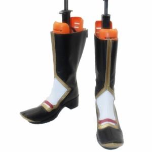 刀剣乱舞-ONLINE- 歌仙兼定  風    コスプレ専用靴  ブーツ  コスプレ靴  完全オーダーメイド