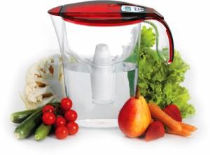 高性能&低価格 『ライカピュア浄水器』冷蔵庫のポケットに入る薄型2L