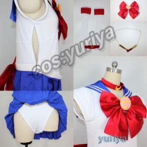 美少女戦士セーラームーン(セラムン)★月野うさぎ(セーラームーン)★コスプレ衣装