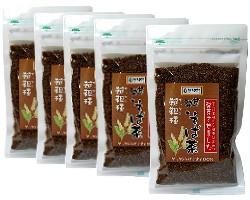 発芽ダッタンそば茶 200g x 5袋(徳用) 【送料無料/自然紀行】