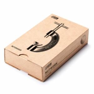 ナットワークナッツクラッカー/アメリカ雑貨アメリカン雑貨くるみ割り面白おもしろパーティーグッズグッツくるみクルミ