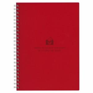 文房具:A5ノートブック【エトランジェ】Wリングノート