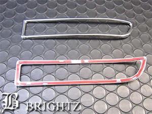 BRIGHTZ アルファード 10 15 メッキリフレクターリング BタイプREF−RIN−034