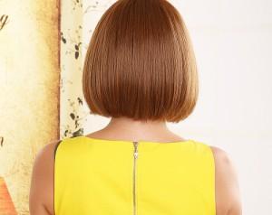 高品質 高級 コスプレ衣装 ヨーロッパ アニメ 風  wig ウイッグ オーダーメイド ウィッグ Short Bob Wig Cut Adult Full Lace Synthetic