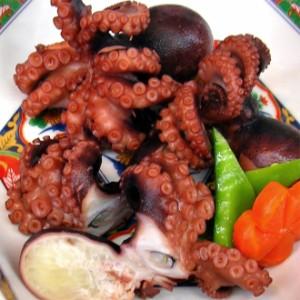 飯蛸(いいだこ)煮 200g/お惣菜/煮付/たこ/タコ/ご飯のおかず