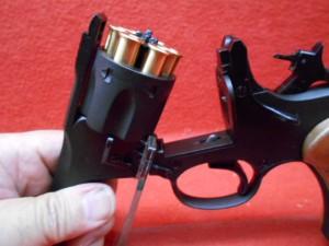 マルシン発火型モデルガン・エンフィールドNo.2Mk1・ポリス・HW 【cat081】