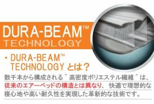 送料無料 INTEX エアーベッド 電動 高反発マットレス インテックス ダブルサイズ 高さ33cm