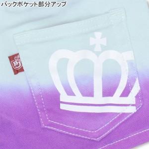 アウトレットSALE50%OFF グラデーションショートパンツ-ベビーサイズ キッズ ベビードール 子供服-7600K