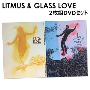 DVD リトマス&グラスラブ LITMUS&GLASS LOVE カルトサーフムービー サーフィン ビデオ 動画