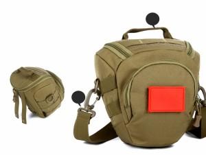 カメラバッグ ケース肩掛けバッグ 斜め掛バッグ  ツーリング ワンショルダーバッグ 大容量 軽量 ボストンバッグ