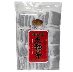 減肥茶 太極拳テーバッグ  4gx100袋 【プーアル茶/発酵茶】