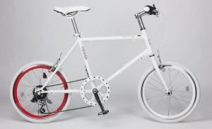 【期間限定セール中】【ミニベロ】★送料無料★クロスバイク【CL20】 20インチ 6段変速ギア