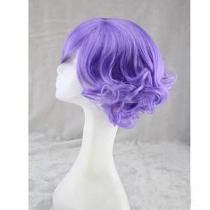 高品質 高級 コスプレ衣装 ヨーロッパ アニメ 風  wig ウイッグ オーダーメイド ウィッグ Europe Lolita Colors Cosplay Wig Adult Short