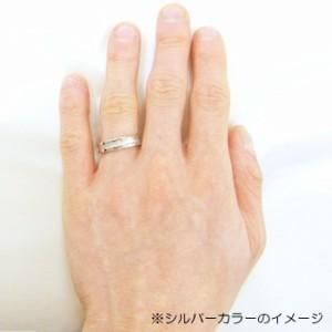 刻印無料 ブラックシルバー シンプル ペアリング マリッジリング 結婚指輪 メンズ単品 雑誌掲載人気ブランド プレゼント推奨 95-2011B