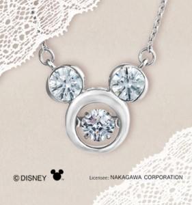 """クロスフォーニューヨーク """"Mickey"""" """"NDP-001"""" ディズニーコレクション ネックレス 送料無料 ディズニー """"ミッキーマウス"""""""