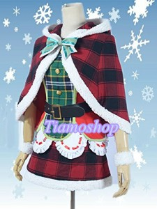 ラブライブ! School idol project  LoveLive!   SRカード クリスマス X'mas  サンタ  南ことり  風 コスプレ衣装 *K4036