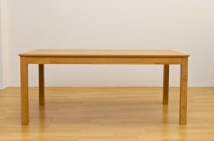 【送料無料!ポイント2%】フリーテーブル165×80cm シンプルなテーブル!ダイニングテーブル、作業机にも!
